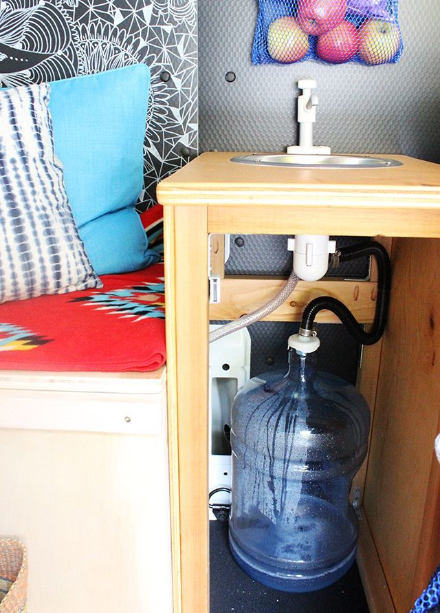 a peek inside the van project | alisaburke | Bloglovin'