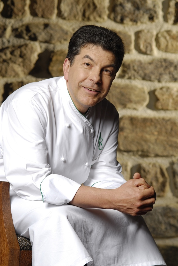 Régis Marcon, Membre Fondateur du Collège Culinaire de France