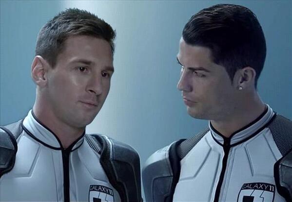 """Thierry Henry préfère Messi à Cristiano Ronaldo : """"a plus de talent"""" - http://www.actusports.fr/114046/thierry-henry-prefere-messi-a-cristiano-ronaldo-a-plus-de-talent/"""