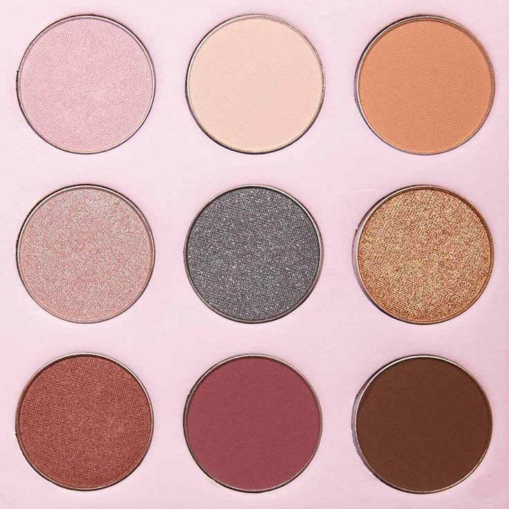 The Feeling is Neutral - 18 Shade Eyeshadow Palette