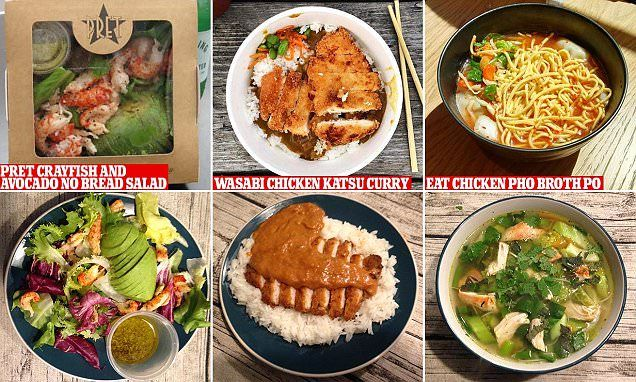 FEMAIL saves £100 by recreating high street lunches at home