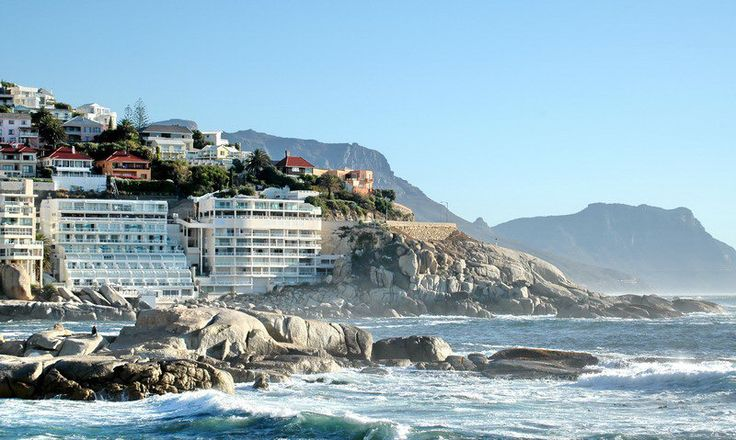 cape town. south africa.