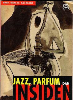 Judul: Jazz, Parfum dan Insiden (kumpulan cerpen). Pengarang: Seno Gumira Ajidarma. Penerbit: Yayasan Bentang Budaya, Cet. Pertama, 1996. Tebal: vii + 200 halaman