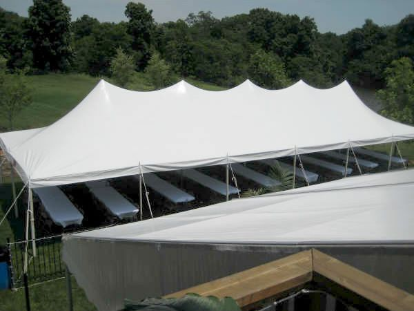 20u2032 x 60u2032 Rope u0026 Pole Tent & 22 best Event u0026 Wedding tents: Rope and Pole images on Pinterest ...