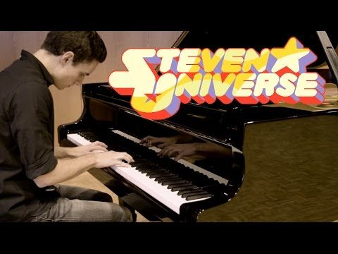 STEVEN UNIVERSE - Piano Medley Vol. #2 - YouTube