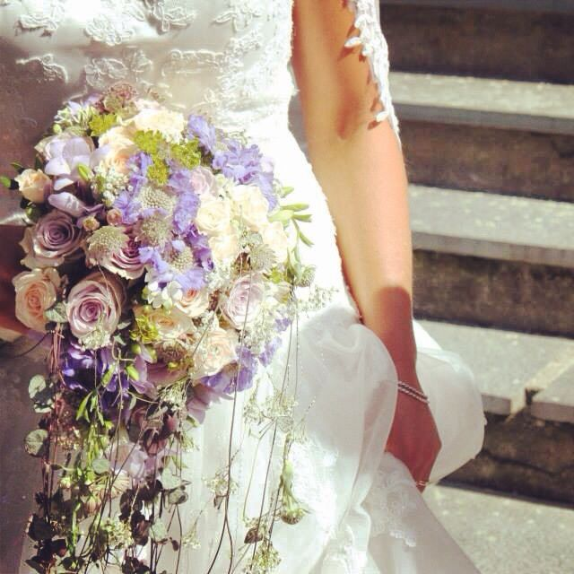 Wedding, Flowers. By Thea