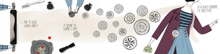 "Jewellery brochure to ""Corzetti collection"""