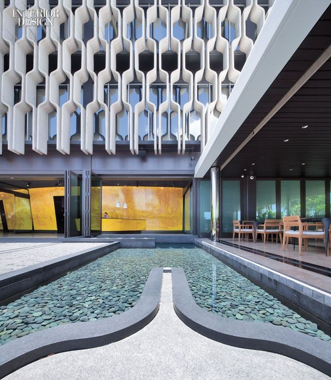 Woods bagot renovates and expands honolulu office building for Pool design jobs