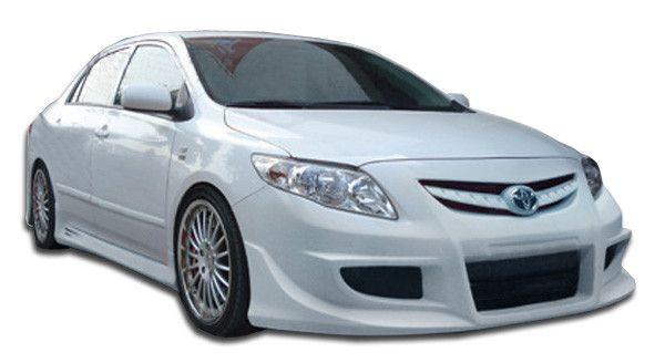 2009-2010 Toyota Corolla Duraflex Skylark Body Kit - 4 Piece