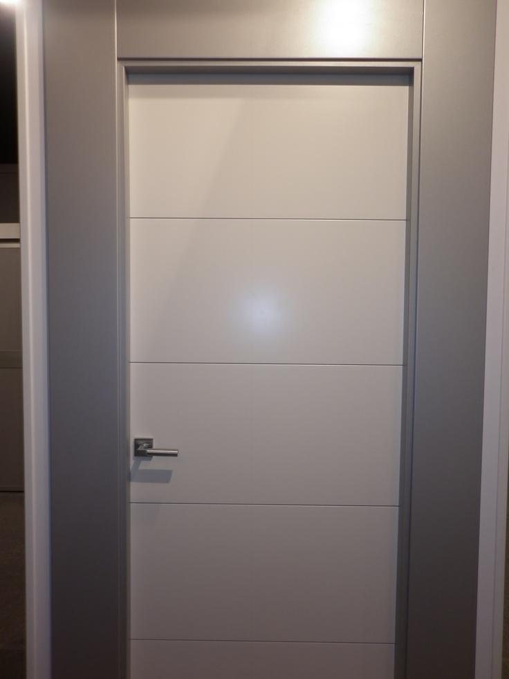 Oferta especial puertas con 12 a os de garantia 395 total for Oferta puertas blancas interior