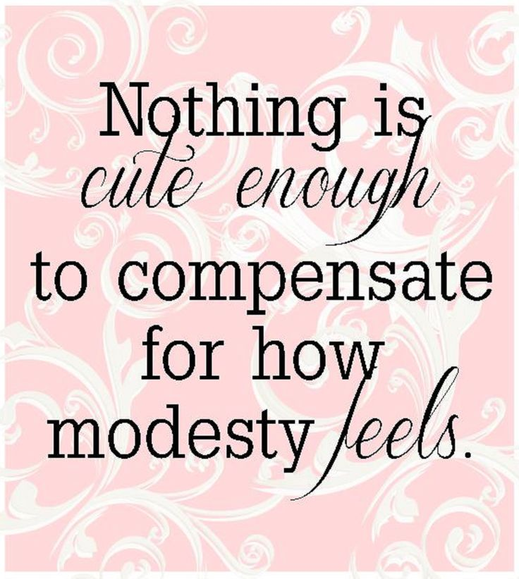 how modesty feels...This is so true.  Now that I wear skirts everyday, I feel lovely.: