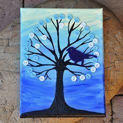 Strom - obraz na plátně: