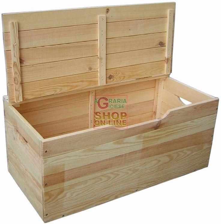Oltre 25 fantastiche idee su panche contenitore su for Panche in legno ikea