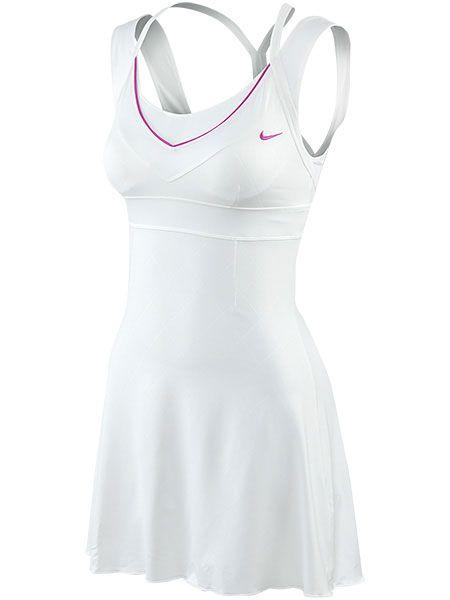 Serena Williams Wimbledon 2012 Nike Dress