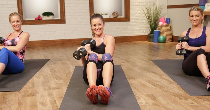 The Lazy-Girl Workout You've Been Waiting For!