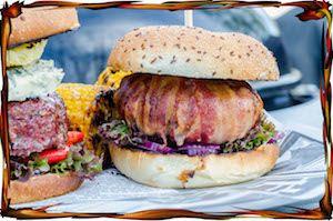 Pekonihampurilainen | Bacon Burger