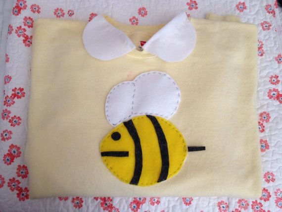 Bee Puppycat Cosplay Sweater Handmade By Sugarspiceandcharms