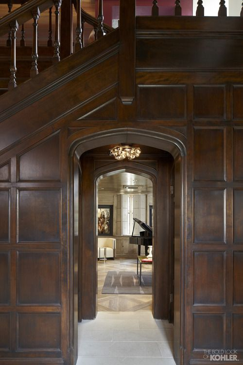 14 best Wood paneled office walls images on Pinterest ...