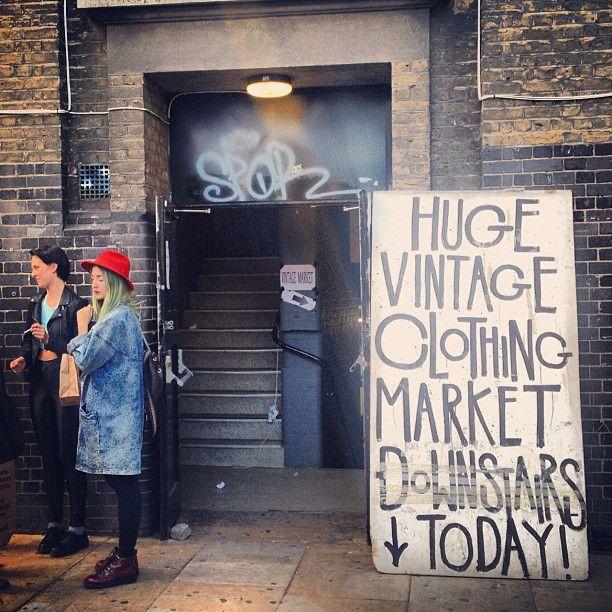 Brick Lane, London,