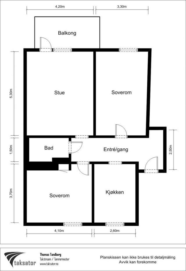GRÜNERLØKKA/SOFIENBERG: Nyoppusset og lekker 3-roms med vestvendt balkong - Fyring og vv inkl. - Ingen dok.avg.
