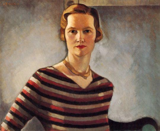 Self-Portrait - Lilias Torrance Newton