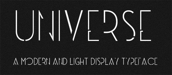 Universe font http://fontm.com/universe-font/