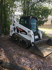 2014 Bobcat T590 Track Machine skid steer loaders - construction equipment - equipment financing - heavy machinery