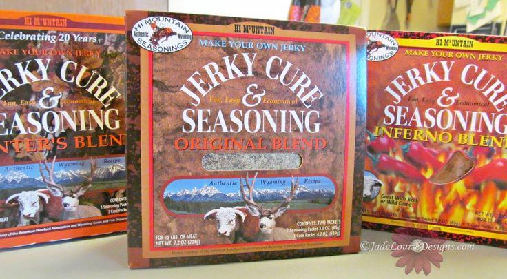 Hi Mountain Jerky seasonings