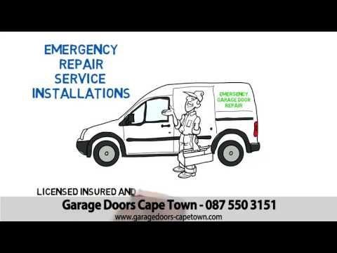 (1) Garage Door Capetown - YouTube