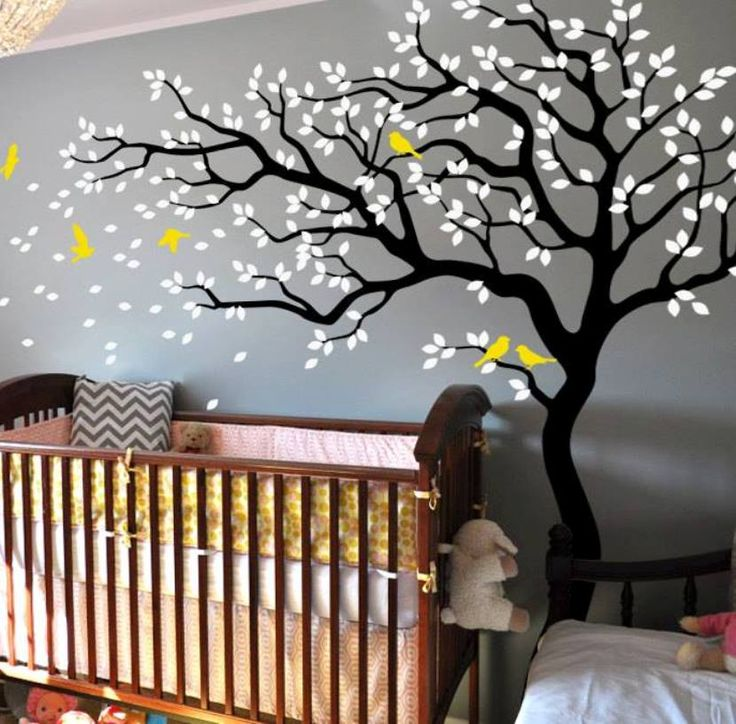 Best 25+ Nursery Wall Decals Ideas On Pinterest
