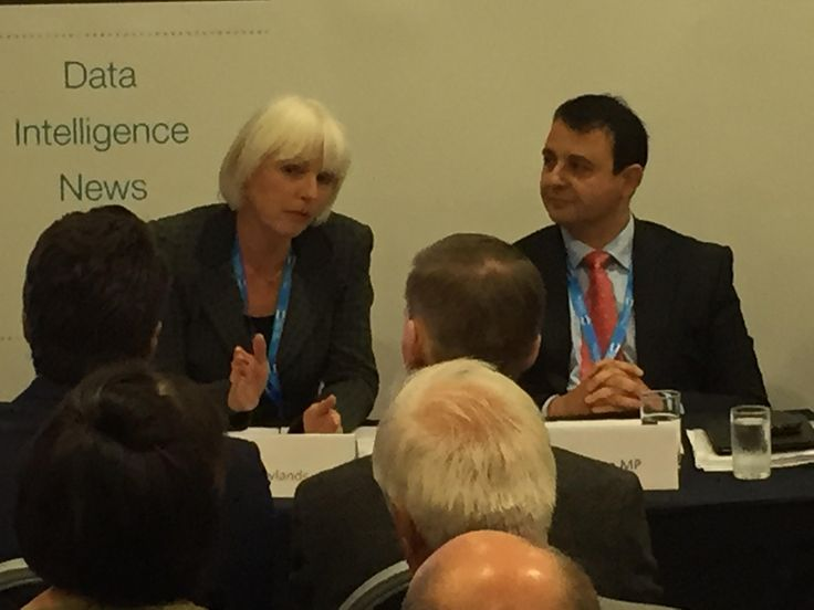 SRA chair Enid Rowlands with Justice Select Committee member Alberto Costa #questionoftrust #solicitors #legal #professional #standards