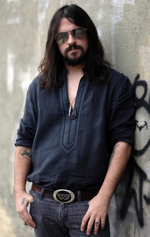 Shooter Jennings | Shooter Jennings forearm tattoo picture.