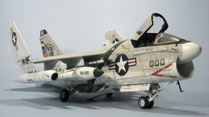LTV A-7 Corsair II 1/48 Scale Model