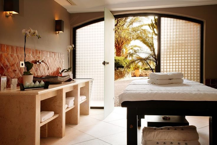 Романтичный спа-день в Sisley Spa отеля Byblos St Tropez