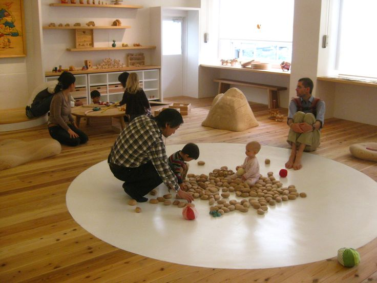 Tokyo Toy Museum's Play Sculptures for Little Ones | Playscapes