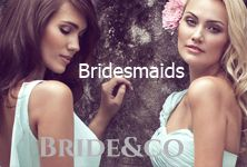 Every style, every colour! Bride&co has up to 21 variations of colours for bridesmaids dresses, and a wide variety of flattering and timeless styles to suit your wedding theme. Click to View or Book a Free Fitting.