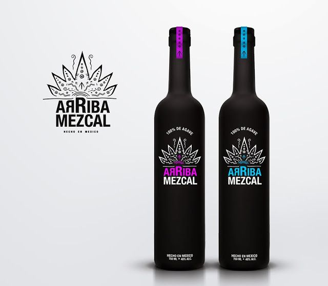 Arriba Mezcal on Packaging of the World - Creative Package Design Gallery