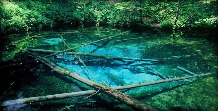 神の子池 (北海道きよさと町)