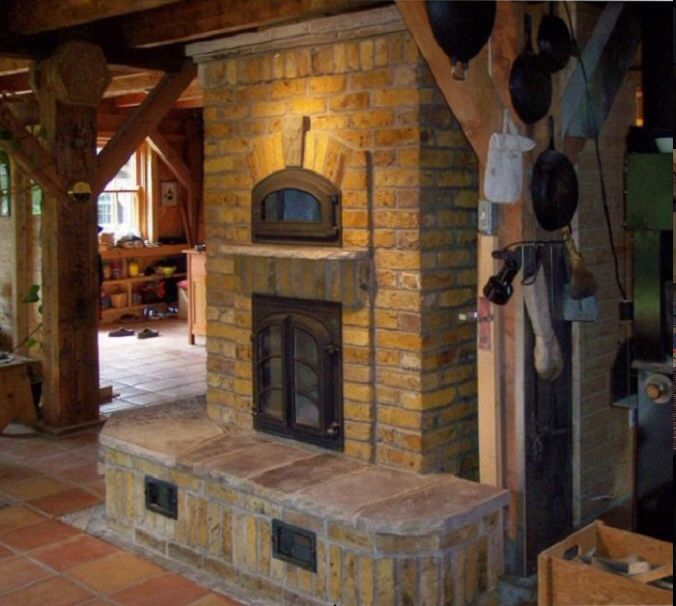286 best fireplace- masonry heater images on Pinterest | Wood ...