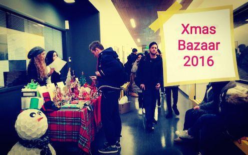 Χριστουγεννιάτικο φιλανθρωπικό Bazaar από το Μητροπολιτικό Κολλέγιο #xmas #bazaar #2016