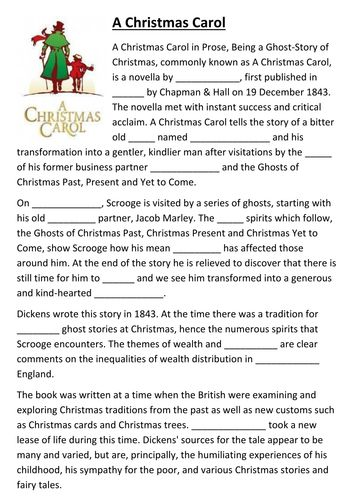 PDF A Christmas Carol by Charles Dickens Book Free Download ( pages)