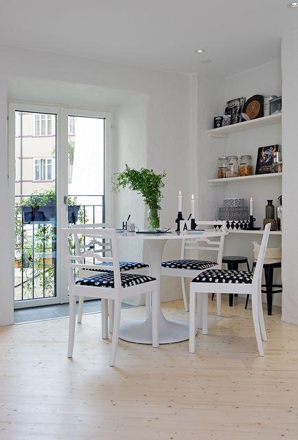 海外の白黒IKEAインテリア | 東京 small life