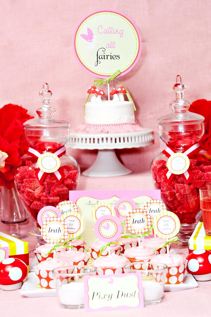 Fairy Birthday Party Decorations 17 Best Images About Fairy Bday Party On Pinterest Fairy
