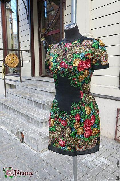 Купить Незнакомка - платье, платье шерстяное, Платье нарядное, шерстяное платье, яркое платье, шёрсть