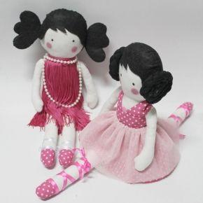 Boneca de Pano * Marie - Hipbazar