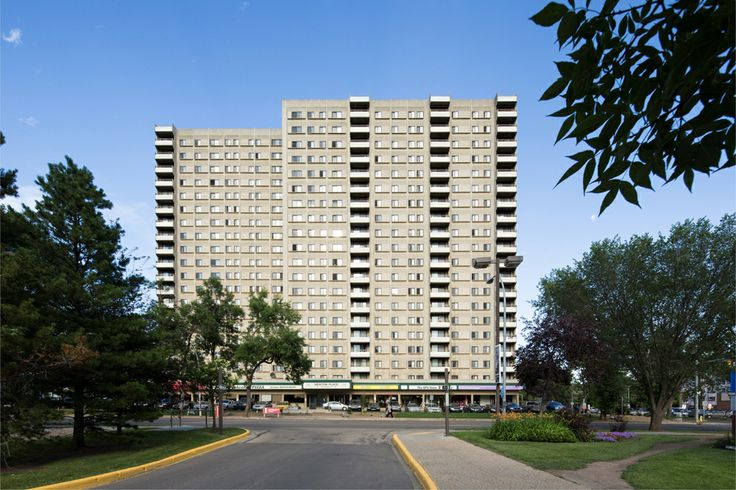 Newton Place is an apartment-style residence located steps from campus in a neighbourhood with beautiful trees. #ualberta