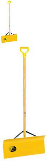 Shovels 178983: Yeoman And 04401 24-Inch Spring Steel Snow Pusher - Quantity 1 -> BUY IT NOW ONLY: $62.12 on eBay!