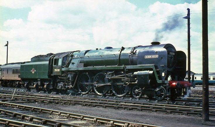 Railway Herald :: Imaging Centre :: 70038 at York MPD