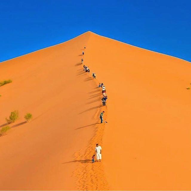 Merzouga Desert Sahara Morocco