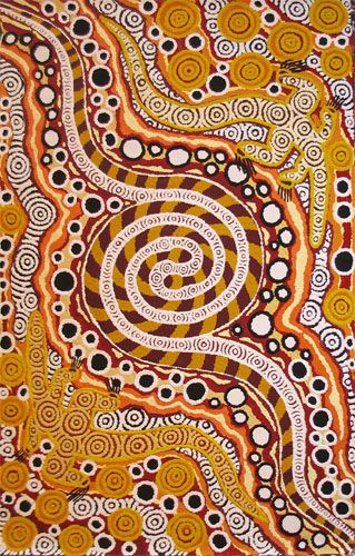 typical wonderment - Aboriginal